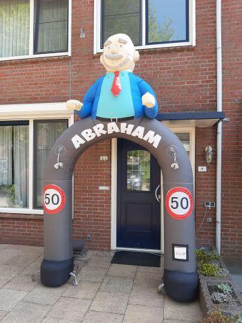 Abraham Feestboog €40,00